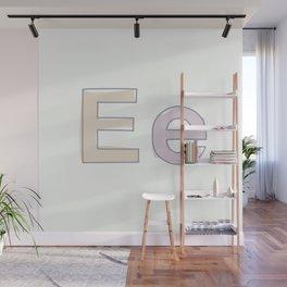 Ee Wall Mural