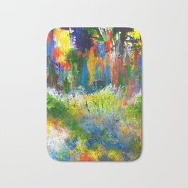 Rainbow Forest Bath Mat