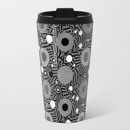 Migraine - Monotone Travel Mug