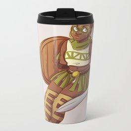 Gladiator Metal Travel Mug
