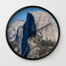 Yosemite Half Dome Wall Clock