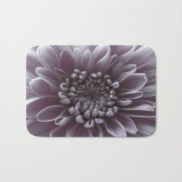 Shabby Chic Flower Bath Mat