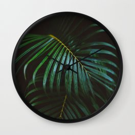 Tropical Hustle Wall Clock