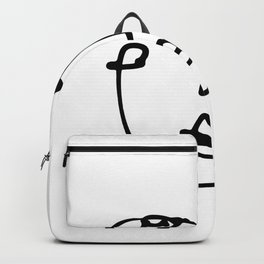 Faces Collection - Franca Backpack