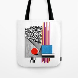 CITTY ISSUES 3 Tote Bag