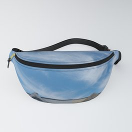 feather clouds Fanny Pack