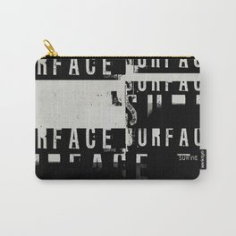 « survie » Carry-All Pouch