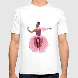 Pynk Minimalist: Janelle Monae & Tessa Thompson T-shirt