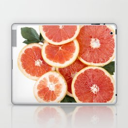 Grapefruit & Roses 01 Laptop & iPad Skin