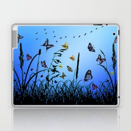 Alice`s garden 3 Laptop & iPad Skin