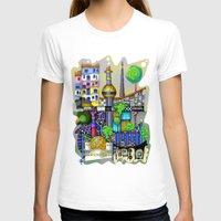 vienna T-shirts featuring Vienna  by Aleksandra Jevtovic