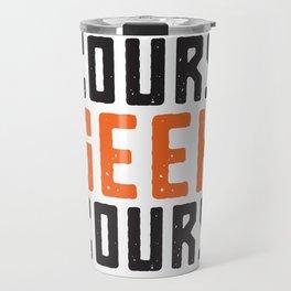 Cours Geek Cours - Logo Travel Mug