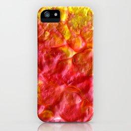 Fire Spiral iPhone Case