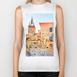 Borrello: city Hall Biker Tank