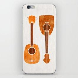 Hawaiian Ukuleles iPhone Skin