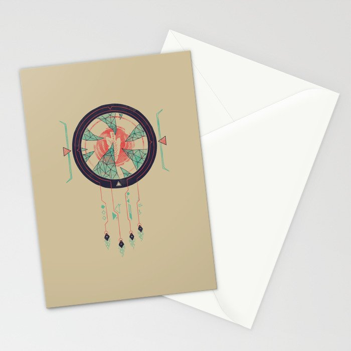 Digital Catcher Stationery Cards