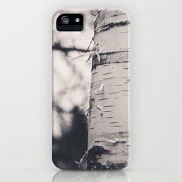 White Warrior iPhone Case