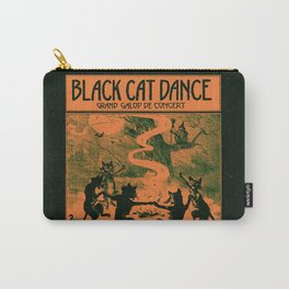 Black Cat Dance (1916) Carry-All Pouch