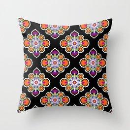 Emocionante Pattern Throw Pillow