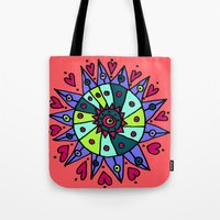 cara Tote Bags featuring Cara by Ellie And Ada