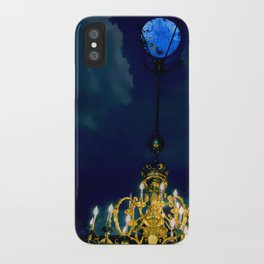 At The Stroke of Midnight iPhone Case