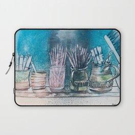 The Artist's Shelf Laptop Sleeve