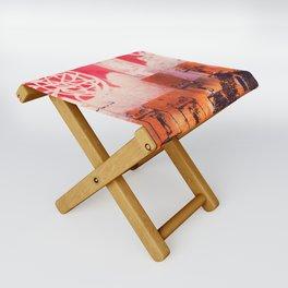 Below Deck Folding Stool