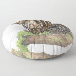 Chipmunk Floor Pillow