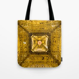 New View Under Old Charm Tote Bag