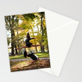 Chloe Leaps Stationery Cards