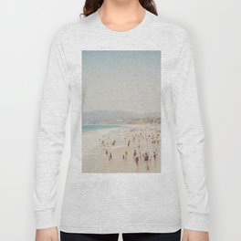 summer time in Santa Monica ... Long Sleeve T-shirt