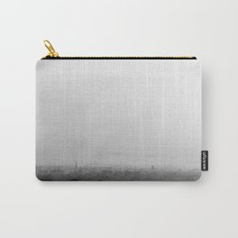 The Old City - Black and White Carry-All Pouch