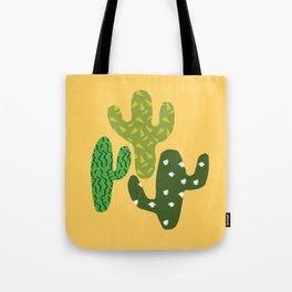 Cactus (Minimal) Tote Bag