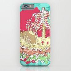 Flesh illustration Slim Case iPhone 6s