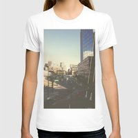 denver T-shirts featuring Denver Dusk by danny_label