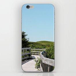 boadwalk iPhone Skin