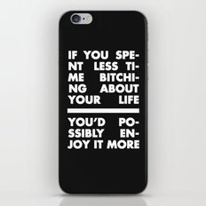 POSSIBLY /3/ iPhone & iPod Skin