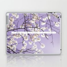 Life Does Not Have To Be Perfect To Be Wonderful Laptop & iPad Skin