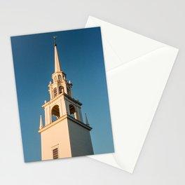 Newburyport Church - Architecture Details Stationery Cards