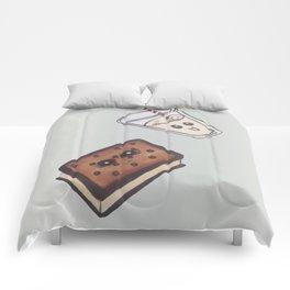 ice cream treat Comforters