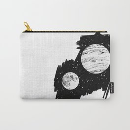 Nothing and everything Carry-All Pouch