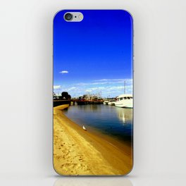 Lakes Entrance iPhone Skin