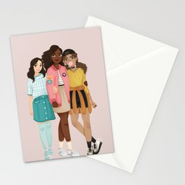 21st Century Schuyler Sisters Stationery Cards