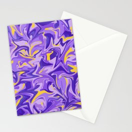 Mod Marble Stationery Cards