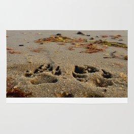 Pawprints  Rug