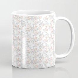 Vintage Bike Pattern Coffee Mug
