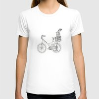 bicycle T-shirts featuring Bicycle by Madmi