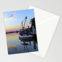 Sunset on Jones Creek II Stationery Cards