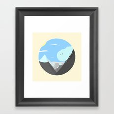 BandNames : The Avalanches Framed Art Print