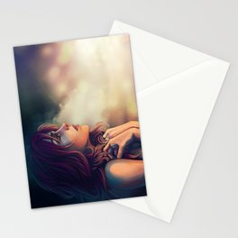Asleep or Dead Stationery Cards